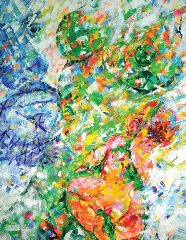Bipolar Emotion by Sen Shombit