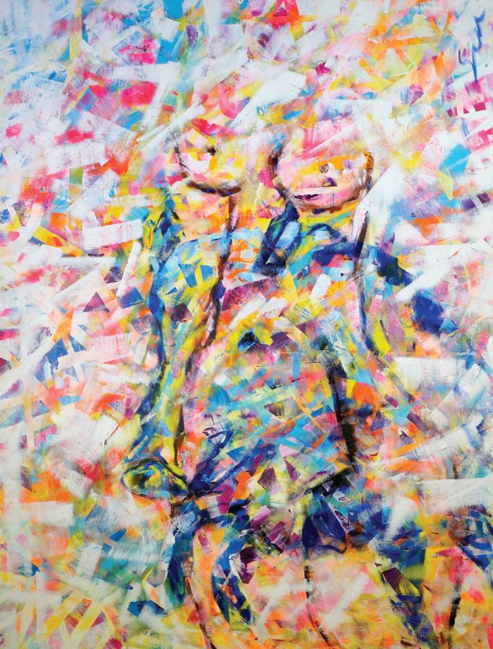 Leap of Love by Sen Shombit