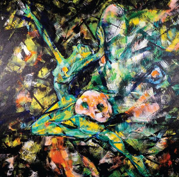 Rush of Love by Sen Shombit