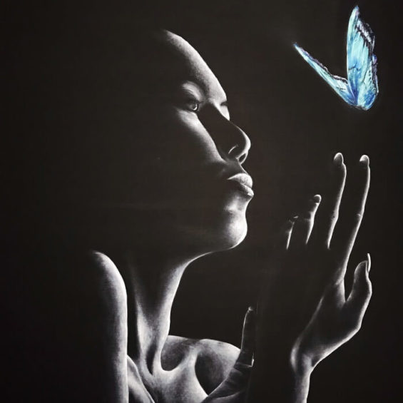FLY BUTTERFLY - Guillaume Charbonneau