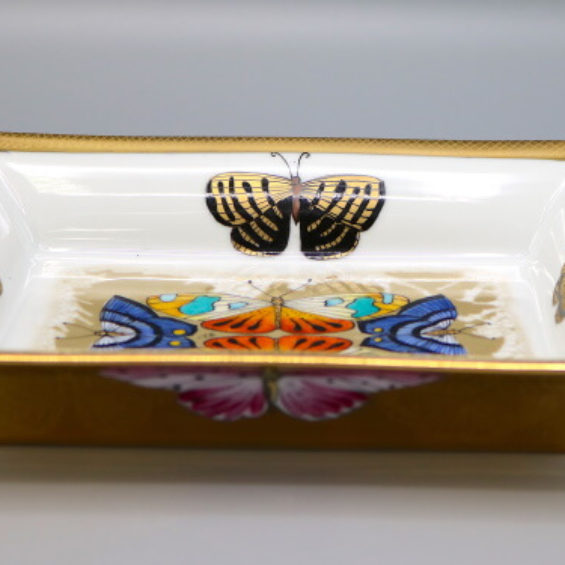 Butterflies Jewelry Tray - Isabelle Larfargue