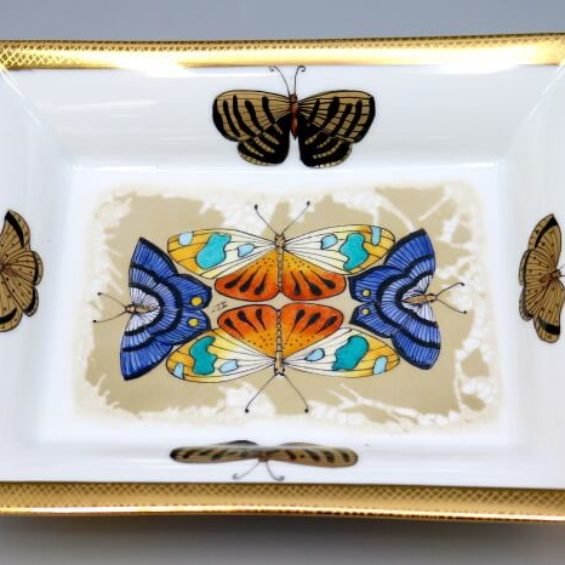 Butterflies Jewelry Tray - Isabelle Larfargue