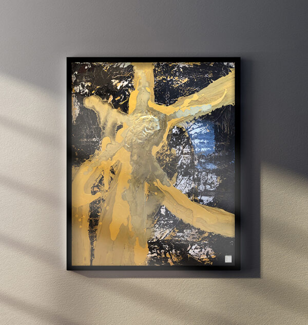 MOULIN GOLD DISPLAY - Rob Pennino