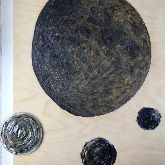 Moondance - 24 x 18