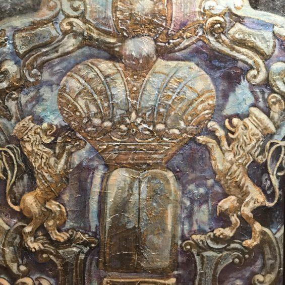 Torah Shield - 24 x 20